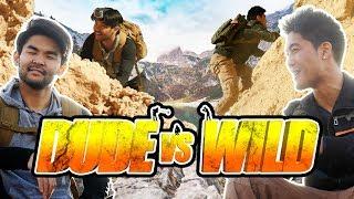 Dude vs. Wild - Nevada Mountains by : nigahiga