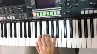 Dhoom 3 - Dhoom 3 title Keyboard