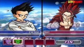 A PURO' RANDOM! - Dragon Ball Z Budokai Tenkaichi 3 Version Latino