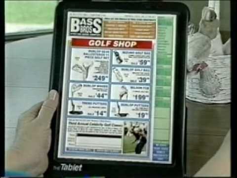 Tablet Newspaper (1994)