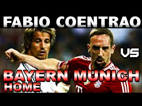 Fabio Coentrao vs Bayern Munich HOME  ( 23 - 04 - 2014 / 23/04/2014 - 23.04.2014 ) [HD]