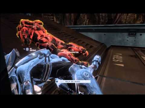 Halo 4 Assassination Challenge Winner: Ninja Big Bunny | Next Infinity Slayer Challenge Announced