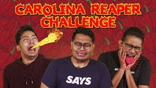 We Ate The Hottest Chili Pepper In The World! | SAYS Challenge