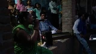 कांग्रेस चुनाव प्रचार लोक संगीत कलाकारों के माध्यम रवि परसराम भारद्वाज जी लोकसभा जांजगीर प्रत्याशी
