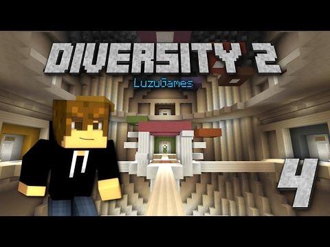 Gran Parkour!! - E.4 Diversity 2 - [luzugames] video