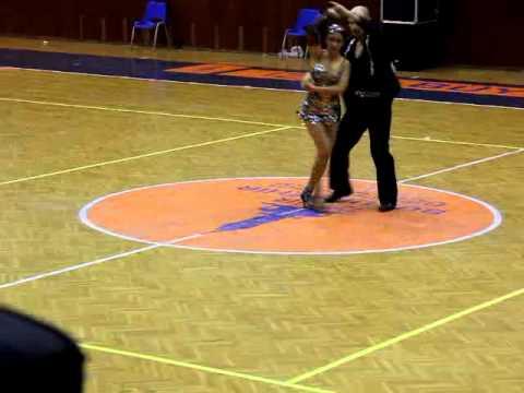TDSF 2012 İzmir Etabı A Class Final - Aslı Kaynak & Yalçın Şişman