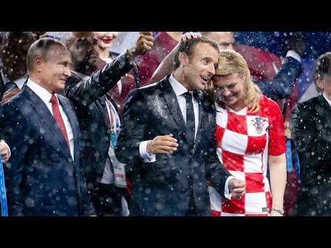 Хорватия проиграла – но о таком, как у нее, президенте теперь мечтает весь мир