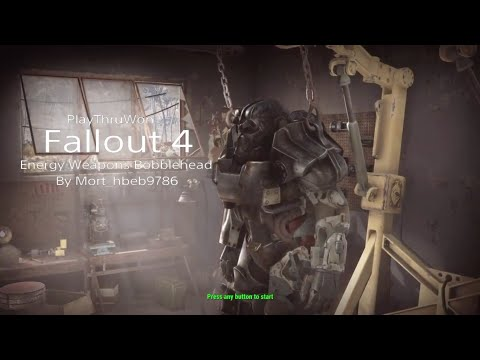 Fallout 4 Bobblehead location Guide: Energy Weapons Bobblehead