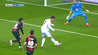10 Times Cristiano Ronaldo Passed the Ball into the Net !   HD