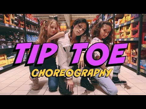 TIP TOE - Jason Derulo feat French Montana (Choreography)