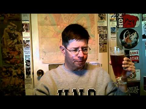 Louisiana Beer Reviews: George Killian's Irish Red