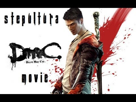 Dmc: Devil May Cry [game Movie] {hd} video