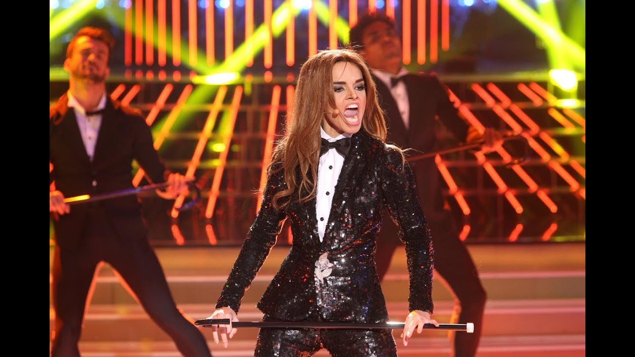 you tube todo miran gloria trevi:
