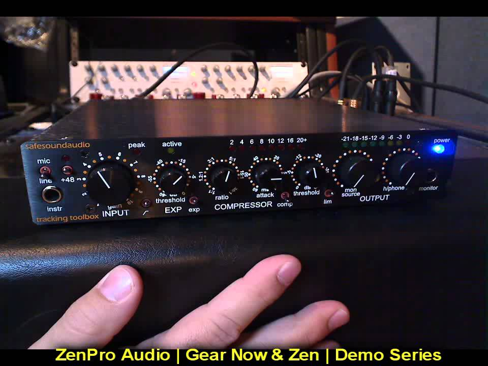 Safe Sound p1 Safe Sound Audio Tracking