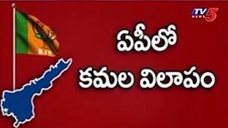 ఏపీలో కమల విలాపం..! | AP BJP Status