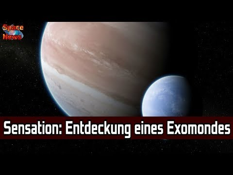 Sensation: Exomond, fast so groß wie Erde, um Exoplaneten Kepler 1625b entdeckt! [Space News]