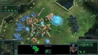 StarCraft II: Battle Report #1