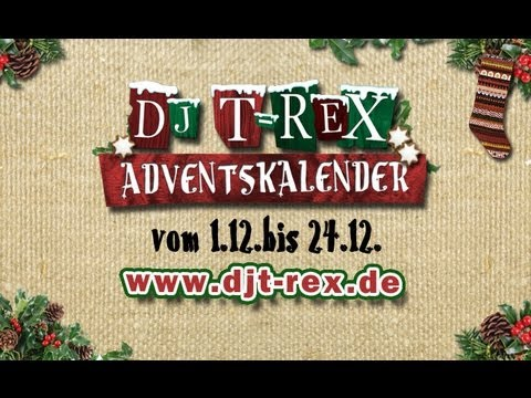 T-REX Adventskalender