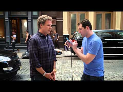 Billy On The Street: would Drew Barrymore Like That? With Will Ferrell video