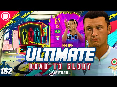 HUGE OTW SBC PACK!!! ULTIMATE RTG #152 - FIFA 20 Ultimate Team Road to Glory