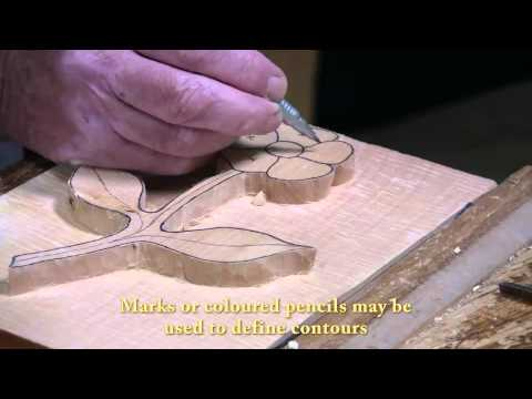 CT5 Relief Wood Carving Project from Henry Taylor Tools