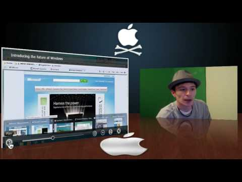 Mac Vs Pc: The Emeek77 Show - Windows 7, WHAT A JOKE!