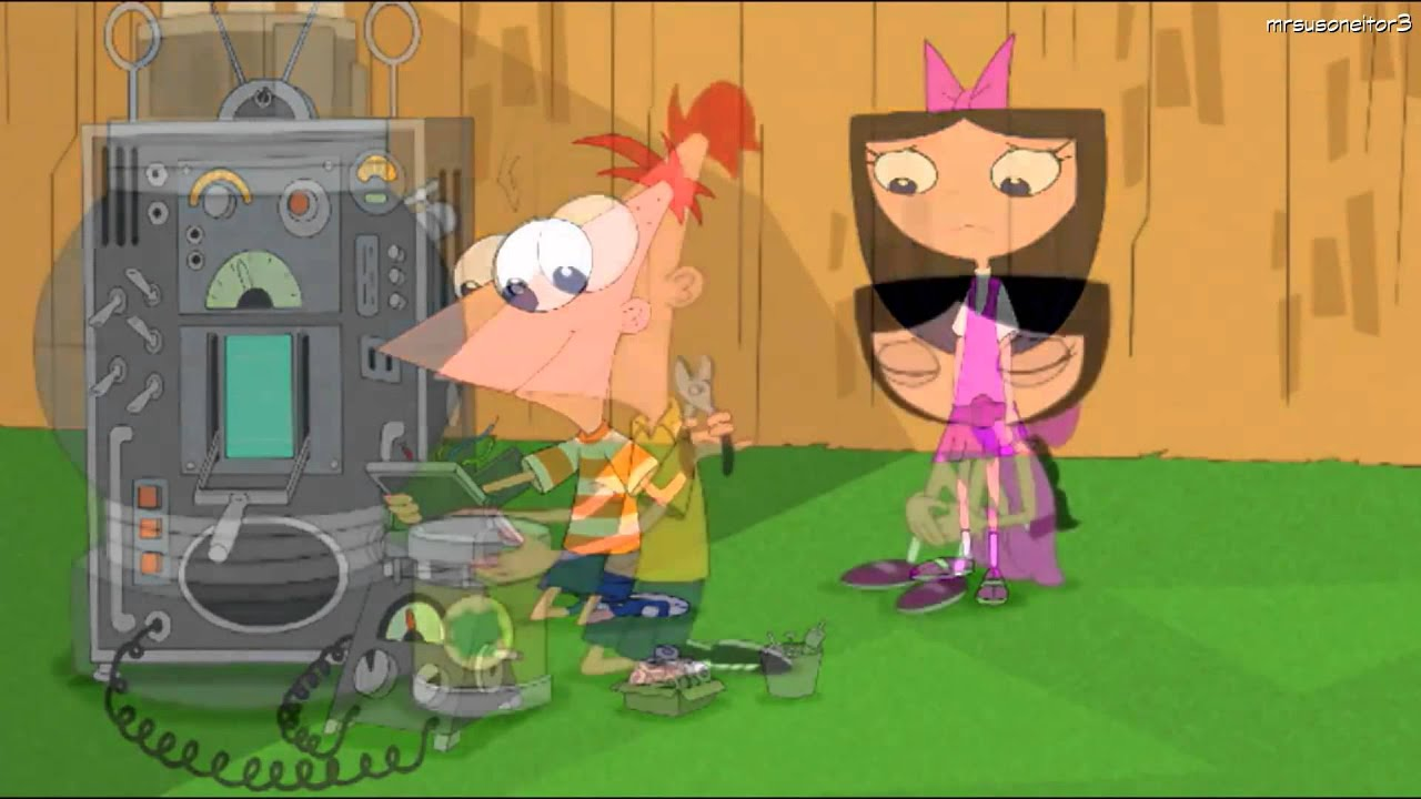 Phineas and Ferb - Act...