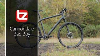 2019 Cannondale Bad Boy | Range Review | Tredz Bikes