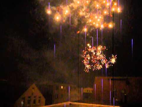 Feuerwerk in nordenham