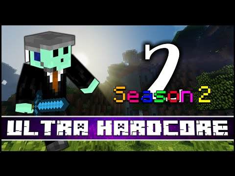 MOBS STILL OP ~ Minecraft ULTRA Hardcore ~ Season Two Part 2