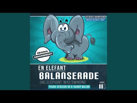 En Elefant Balanserade (Karaoke Version)