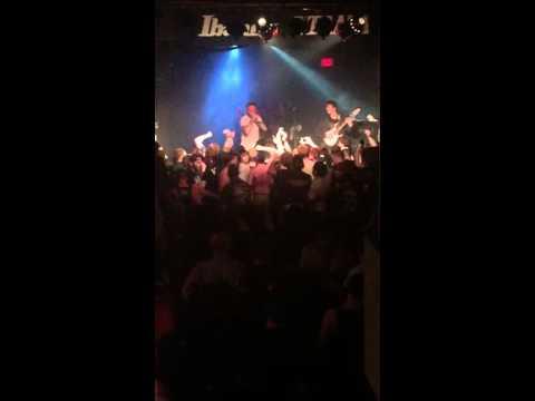 Chelsea Grin crewcabanger live at the palladium