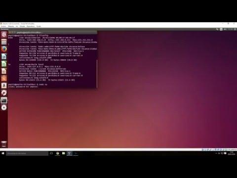 Servidor vpn en linux y conexion desde linux y windows