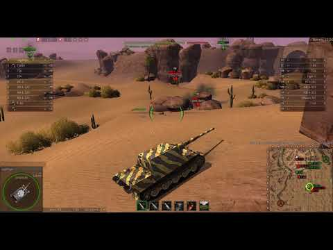 Ground War Tanks ЯгдТигр Тель Эль Аккакир