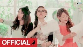 Môi xinh - Tâm Tít featured Chi Pu, Sam, Thanh Duy Idol, Huỳnh Anh (Official MV Full HD)