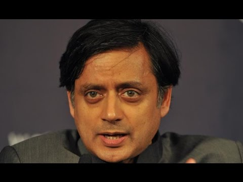 Shashi Tharoor Reports To Cops