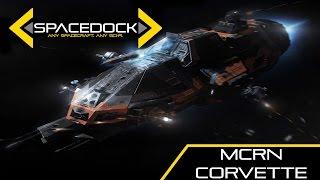 The Expanse: MCRN Corvette (Tachi/Rocinante) - Spacedock