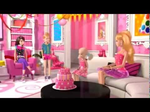 barbie life in the dreamhouse feliz cumpleaños, chelsea