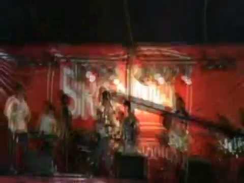 los sencibles del amor en vivo 2011-03  solamente un amor DR