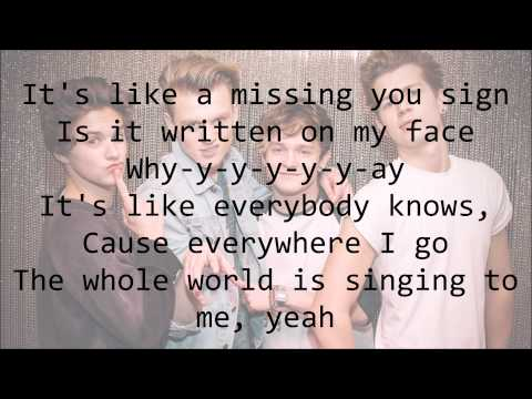 The Vamps - Oh Cecilia (you're Breaking My Heart) (with Lyrics) video