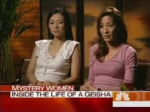 MSNBC interviews Ziyi Zhang and Michelle Yeoh Video