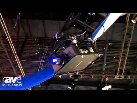 InfoComm 2014: Panasonic Shows its Large Venue Projectors