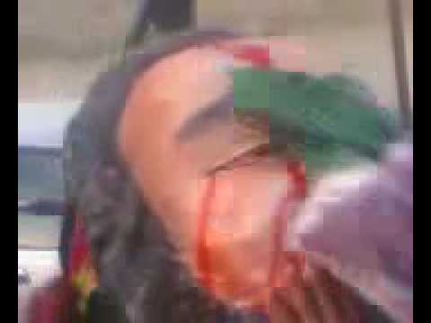 (Miracle)Mojeza in Karbala-Fresh blood coming out of Rass Al Hussain a.s
