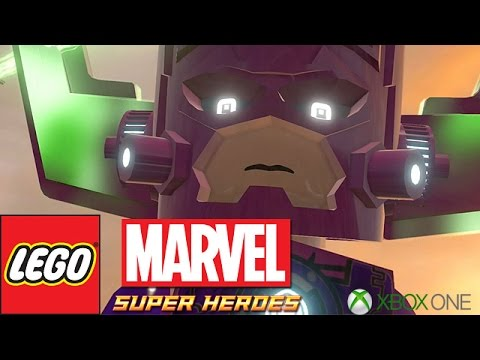 LEGO: Marvel Super Heroes - The Good, the Bad and the Hungry (THE END)