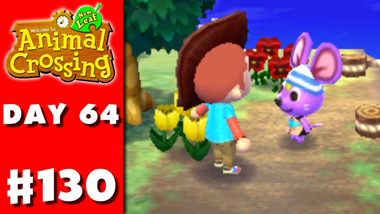 Animal Crossing: New Leaf - Part 130 - Rod's Glove ...