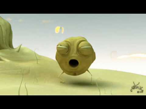 funny 3D short film.flv Music Videos