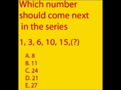 IQ QUESTIONS / BRAIN TEST - QUESTIONS AND ANSWERS - YouTube | 480 x 360 jpeg 13kB