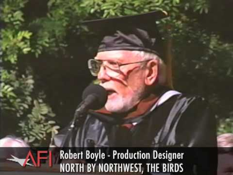 Bob Boyle Receives Honorary Doctorate of Arts Degree From AFI