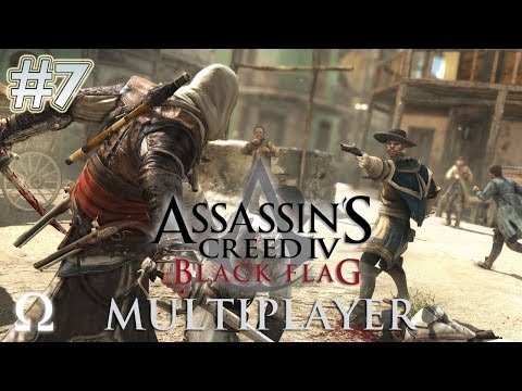 Assassin's Creed 4 Multiplayer #7 - MORE LOST TAPES - Ft. Minx, Markiplier, Cry - PC