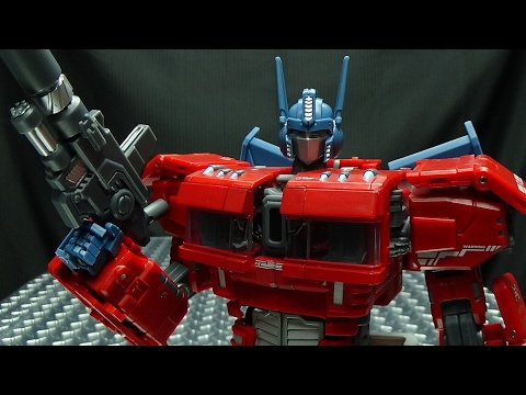 G Creation ULTRA MAXMAS (Masterpiece IDW Optimus Prime): EmGo's Transformers Reviews N' Stuff